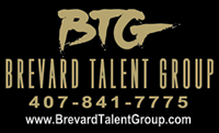 For Booking Information, Contact Brevard Talent Group